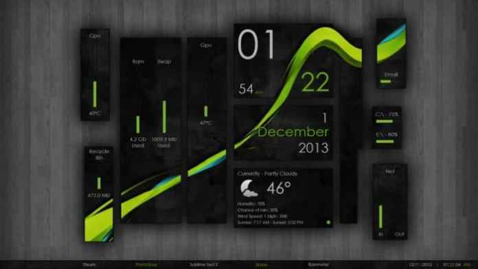 Wisp v2.4.3 for Rainmeter