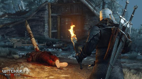 Witcher 3: Wild Hunt Best Games Like Skyrim