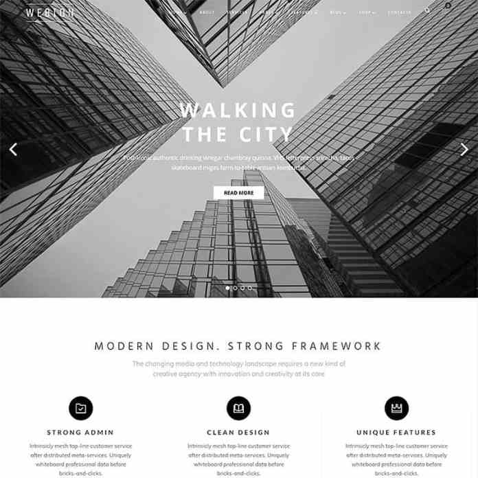 Top 10 WordPress Themes for Startups 5