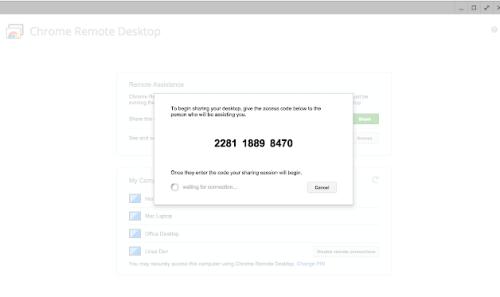 iMessage on Windows