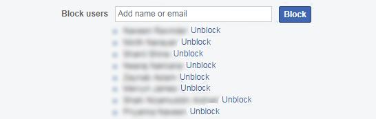How to Unblock Someone on Facebook Easily