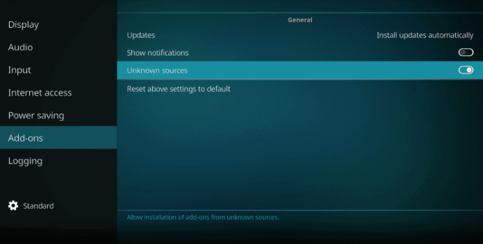 How to Install Ares Wizard on Kodi 3