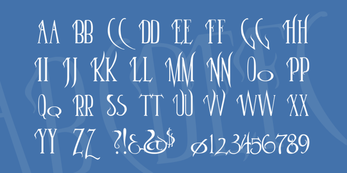 List Of All Harry Potter Fonts - Free Download 7