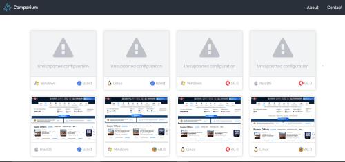 Comparium App Review: Web-Testing Made Simpler Than You Think? 1