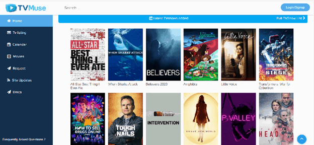 8 Best TVMuse alternatives with all-inclusive movies and TV shows for free! 3