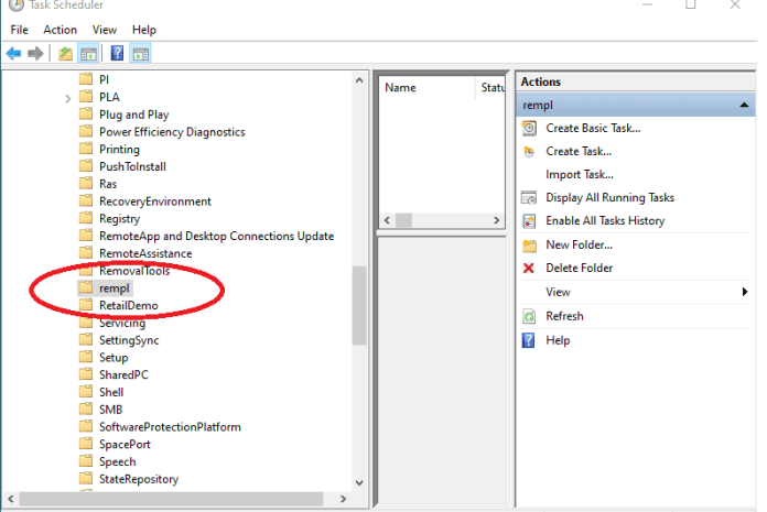 The ultimate guide to REMPL FOLDER. 1
