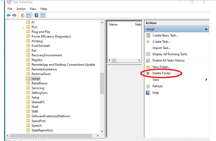 What Is the Rempl Folder in Windows 10. Should You Delete it? 2