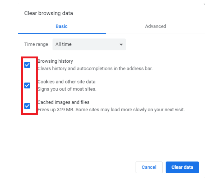 7 Quick Fix To Resolve If Chrome is not saving passwords 12
