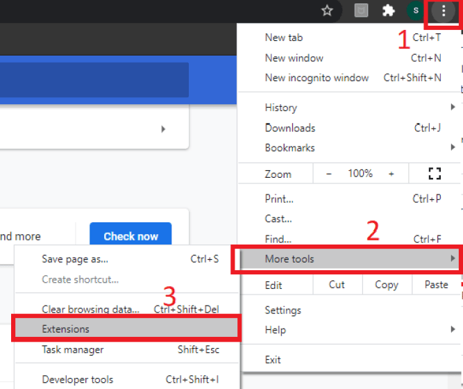 7 Quick Fix To Resolve If Chrome is not saving passwords 14