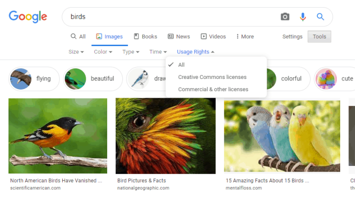 "Google Adds ""Licensable"" Label Under Image Results - Know The Details HERE! 2"