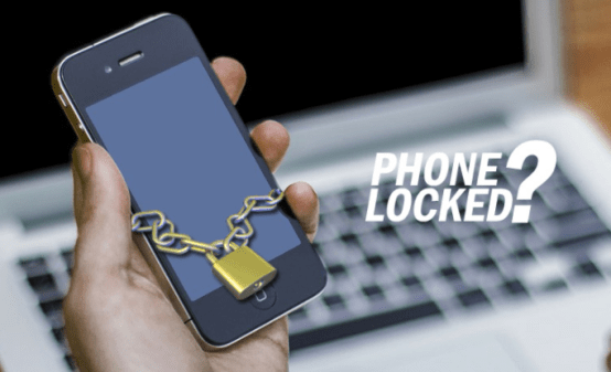 how to reset your locked phone