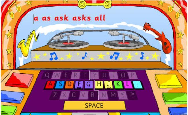 Keyboarding Sites For Kids Ed Tech Ideas