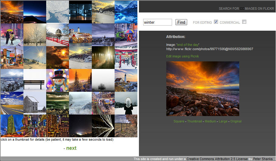 Four Creative Commons Photo Sites You Should Know About (2/4)