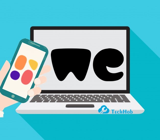 wetransfer on pc and collect by wetransfer on mobile device