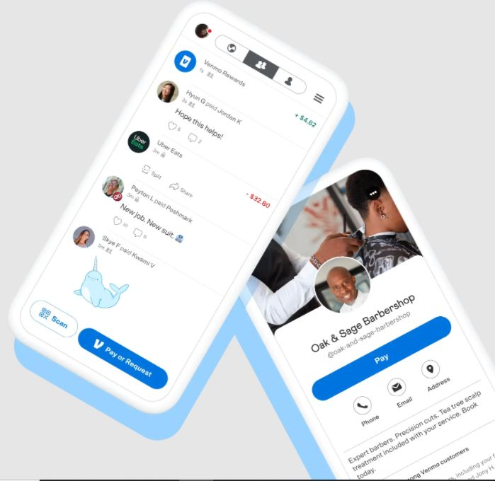 venmo on mobile devices