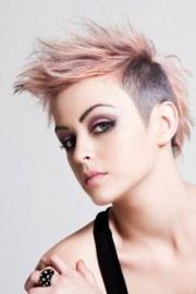 unique punk hairstyles