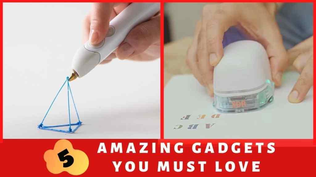 5 Best Amazing Electronic Gadgets