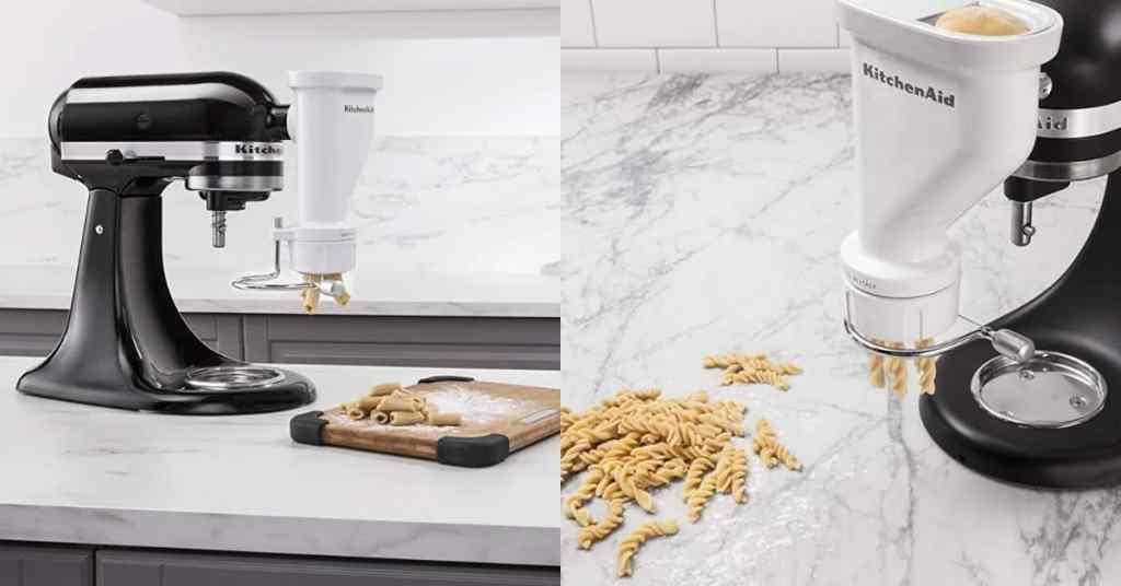 kitchenaid pasta press attachment review