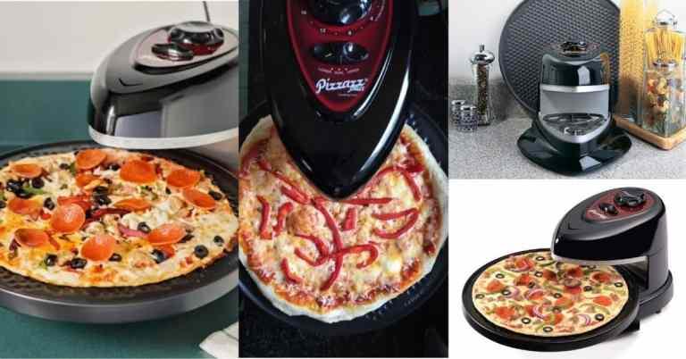 pizzazz presto pizza oven review