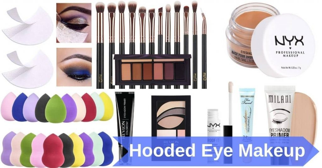 Hooded Eye Makeup For Beginners Fashion