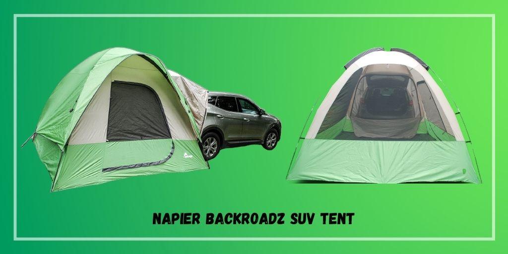 Napier Backroadz SUV Tent USA 2021