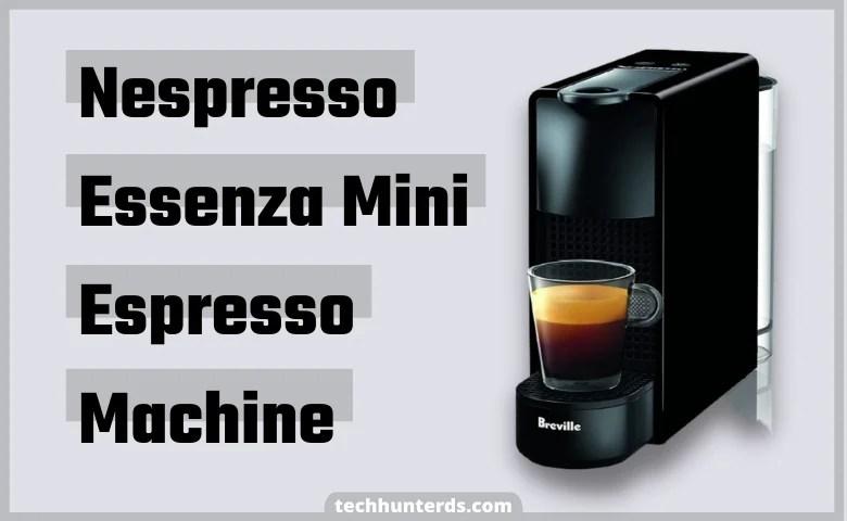 Breville Nespresso Essenza Mini Espresso Machine