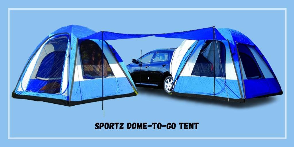 Sportz Dome-To-Go Tent USA 2021