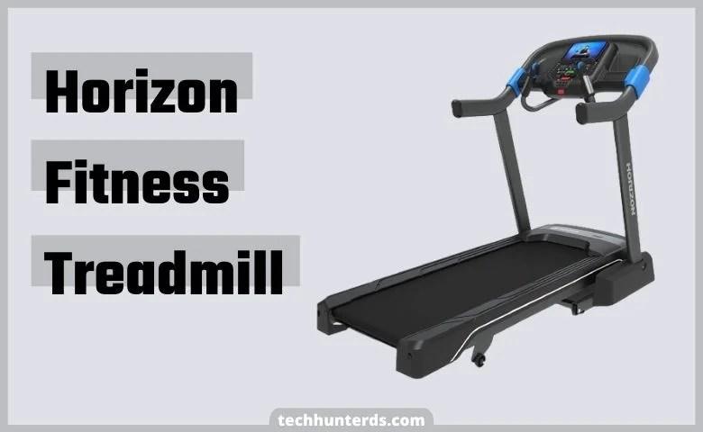 Horizon Fitness 7.8AT Treadmill