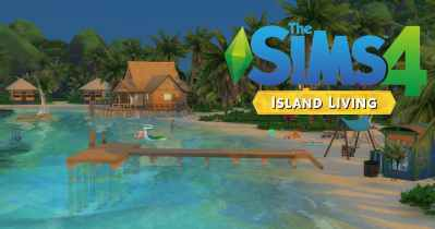 The Sims 4 Island Living Is Every Fan's Dream Come True ...