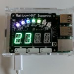 Trying out the Android Things Weatherstation Codelab
