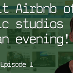 How I built the Airbnb of music studios in an evening