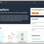 Introducing AWS AppSync – Build data-driven apps with real-time and off-line capabilities