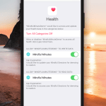 How to read and write Mindful Minutes from iOS's HealthKit with Swift