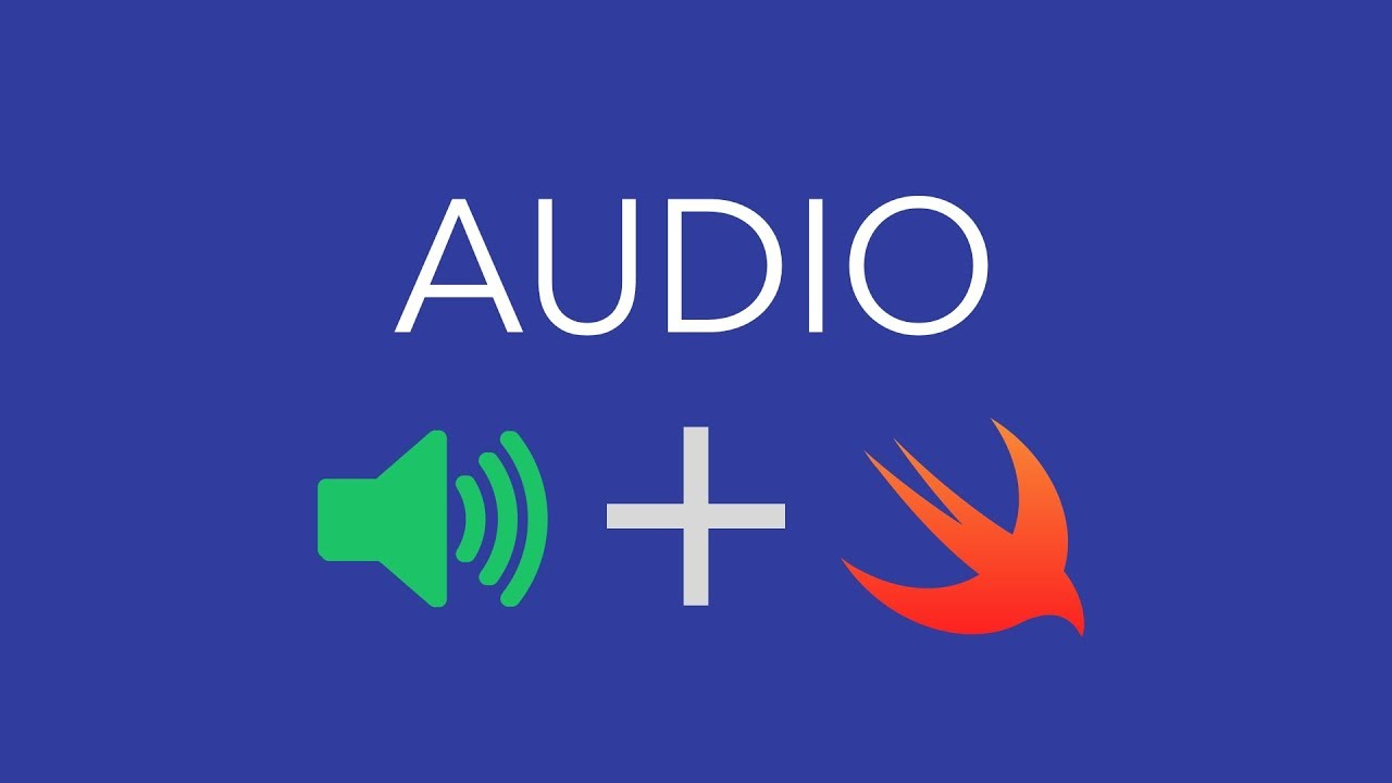 Audio Player and Background Play (Swift 4 + Xcode 10