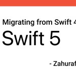 Migrating from Swift 4 to Swift 5