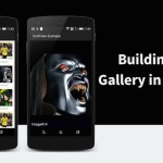Custom Gallery For Android