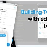 Building a Twitter clone with editable tweets (Speed-coding)