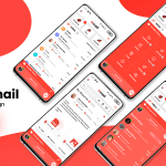 5 Beautiful Gmail User Interfaces Ideas