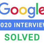 Solving Google – Most Frequently Asked Whiteboarding Question