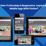 Develop A Responsive Layout Of Mobile App With Flutter