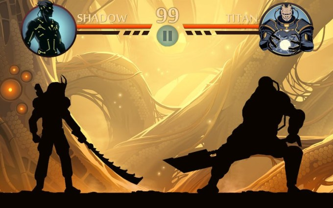 shadow fight 2 weapons mod download