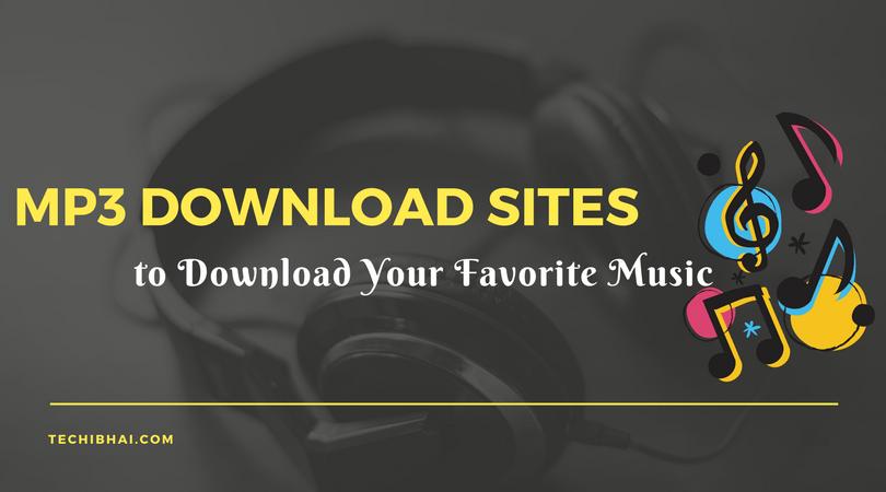 best free mp3 download