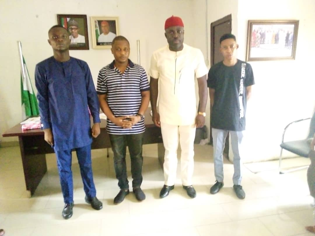Futo Student Builds technology to Fight Spread of COVID-19