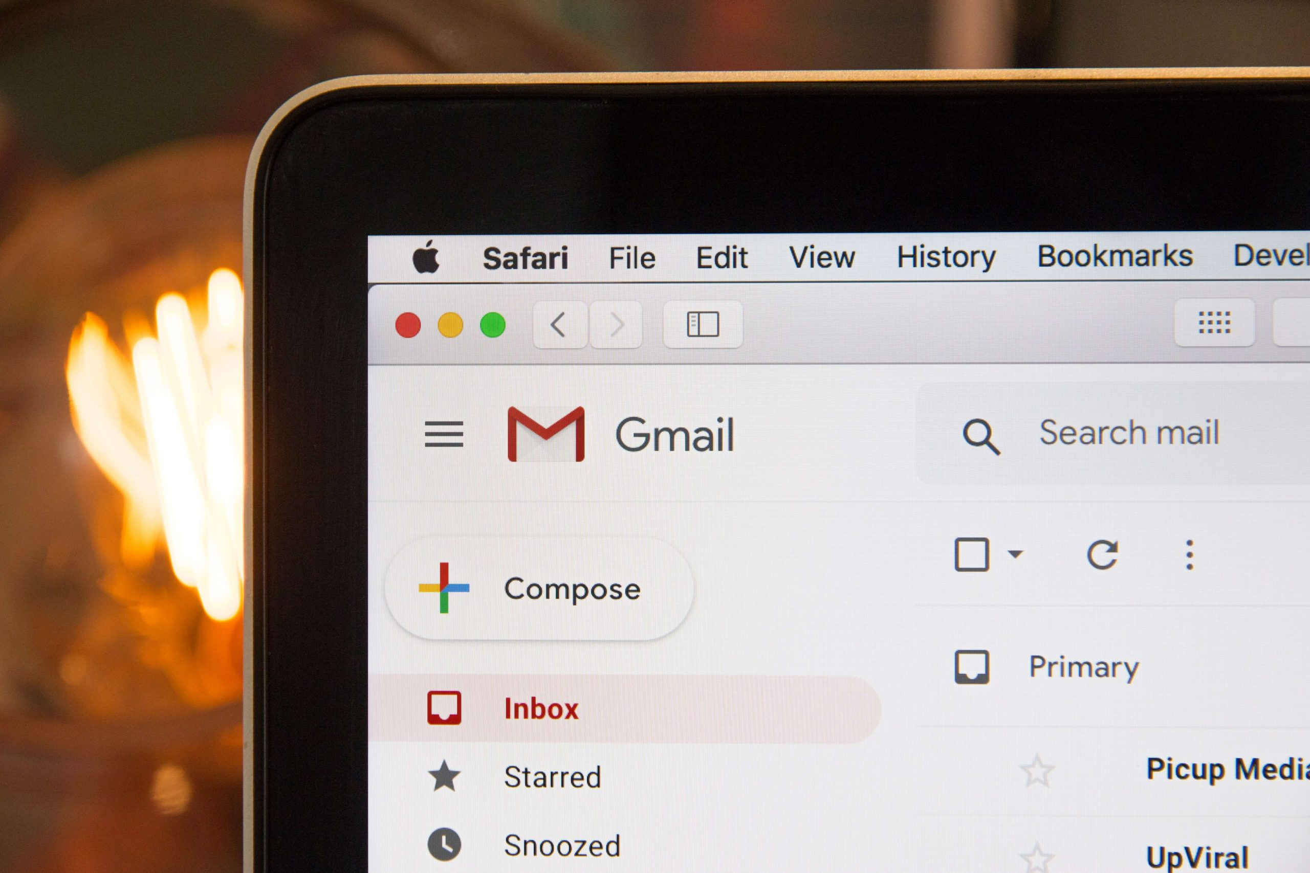 How to secure your Gmail Account from third-party
