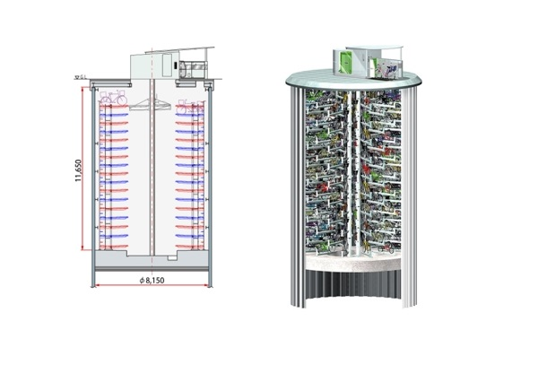giken-eco-cycle-parking-system