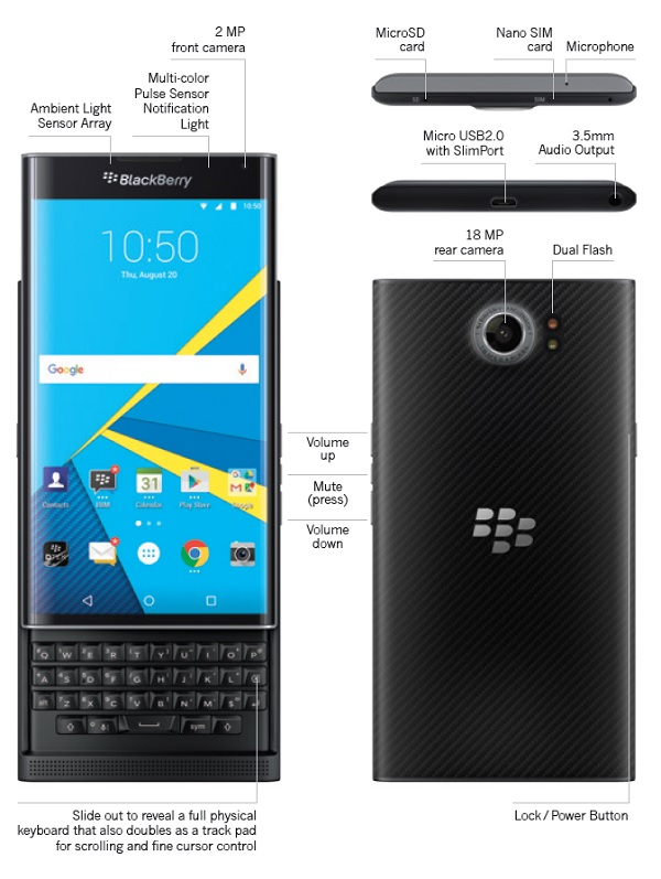 Blackberry Priv Flash Tool