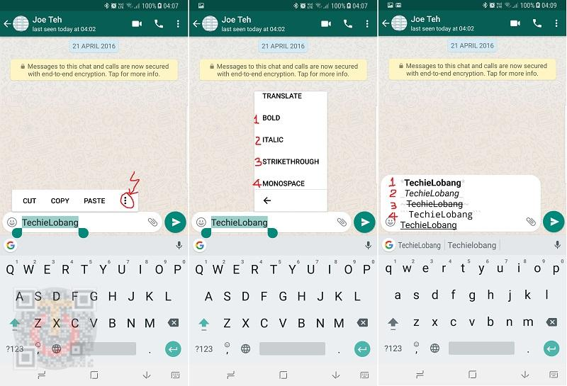 New WhatsApp Features You May Not Know | TechieLobang