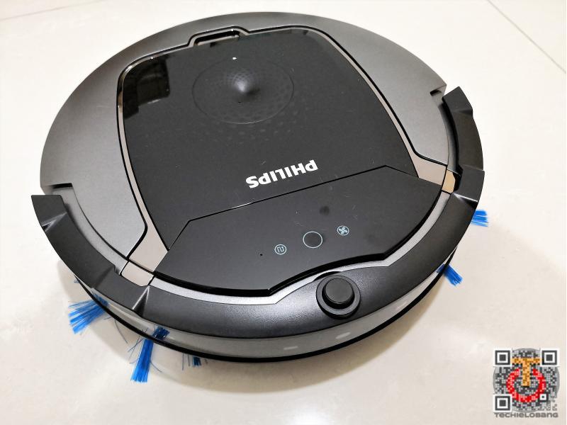 Review: Philips SmartPro Active Robot Vacuum Cleaner