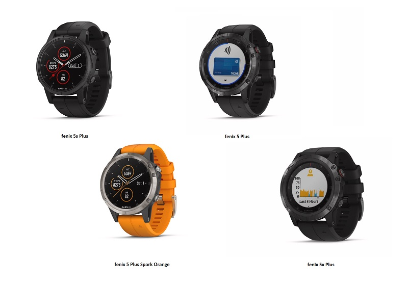 Garmin debuts the fenix 5 Plus family in Singapore