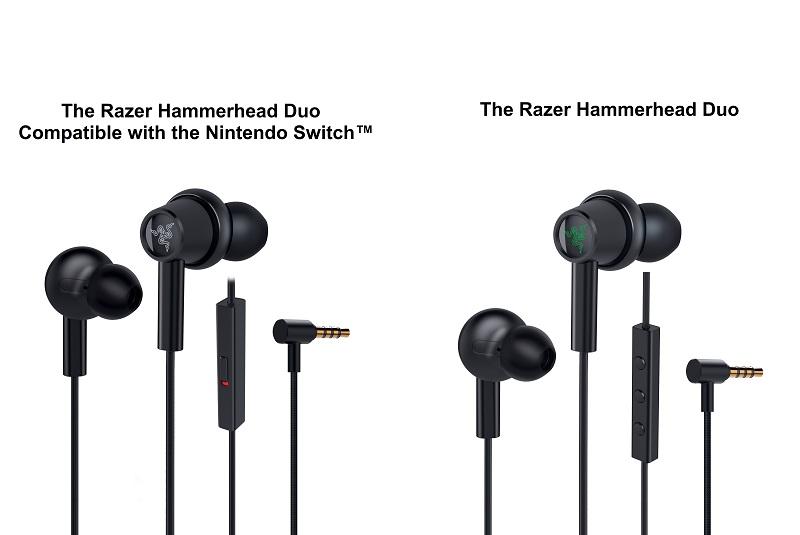 Razer Announces Razer Hammerhead Duo In-ear Headset